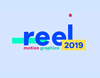 REEL motion graphics 2019
