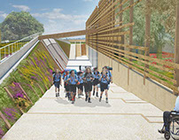 Redevelopment of Scouts Island Headquaters