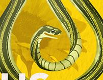 Snake Stamps!