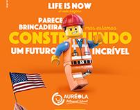 Colégio Auréola - Cards fanpage
