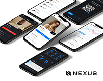 Nexus – Web Site&Mobile App