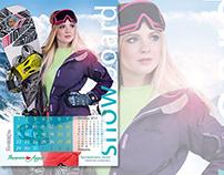 "SPORT. Parfum Lider calendar | Календарь ""ПарфюмЛидера"""