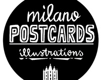 MILANO POSTCARDS EXHIBITION