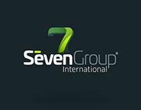 Seven Group International Logo & branding + Assets
