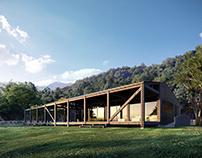 Lake House Bezeta architects