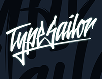 Type Sailor Rebrand Work