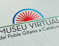 Museu Virtual Gitano - Logo