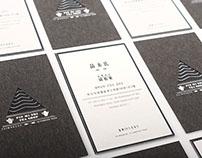 品糸氏 | Brand identity