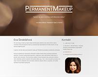 Permanent MakeUp - Eva Šindelářová