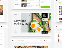 EatEasy. Food Delivery System