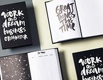 Work&Dream business organizer
