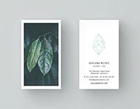 GEOLUNA3 Business Card