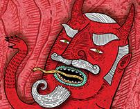 Anatomía de un Diablo.