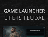 Game Launcher GUI