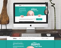 Website design for baldness