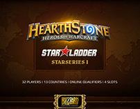 web HearthStone part I. Starseries