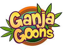 GANJA GOONS (logo's option)