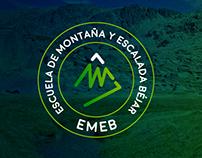 Logo Escuela de Montaña
