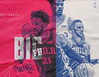 Philadelphia 76ers - Social Media