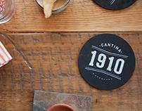 Cantina 1910 Branding