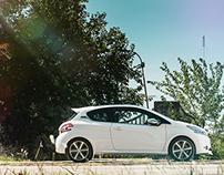 Editorial Evo Magazine Argentina - Peugeot 208 Gti