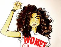 Women. Power. Love.