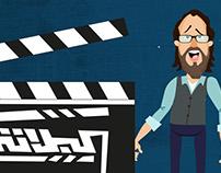 """El Plateau Tv Show """" Ahmed Amin """""""