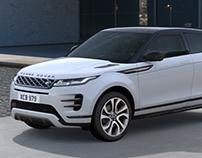 2019 Range Rover Evoque Coupé & Convertible