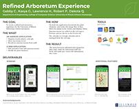 Refined Arboretum Experience