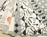 Atelier Agnès Le Garrec :: Textile sample book