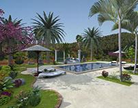 Ibiza Lounge Garden