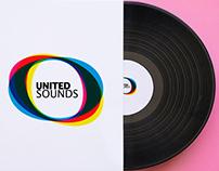 United Sounds Trio / Logo Identity
