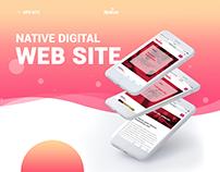 Native Digital / Web Design