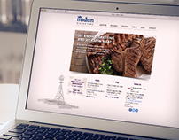 Midan Marketing Website