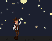 Amish - Spine 2D character animation