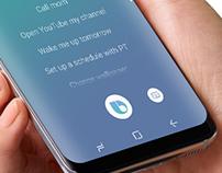 BIXBY- Samsung Intelligent Agent