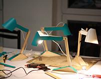 WoodS Lamp