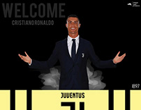 My design for Cristiano Ronaldo