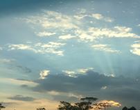 Skies in Brazil