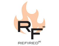 Logo Design: REFIRED
