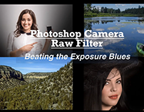 Use Camera Raw Filter to Fix Exposure Problems