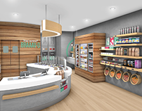 16 Handle Yogurt & Dayparts  Store Concepts