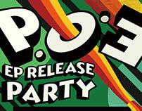 P.O.E EP RELEASE PARTY