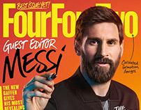 Shamil Tanna 'Lionel Messi for 442'
