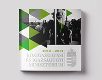 Yearbook for the Ministry of Justice of Hungary