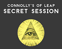 Connolly's of Leap Secret Session #1 Poster