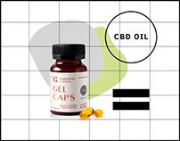 CBD oil presentation