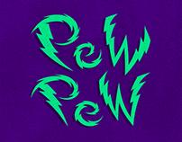 Pew Pew: Raygun Series