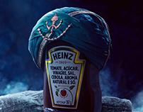 Heinz | Campanha Publicitária