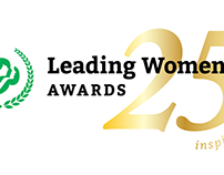 Leading Women Awards - 25th Anniversary Logo